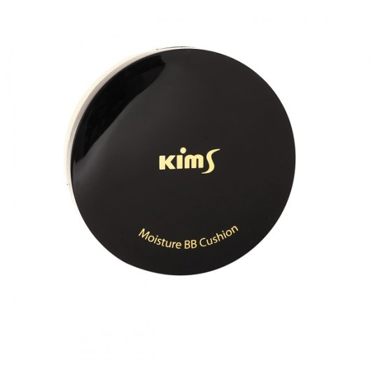 BB-кушон Kims Moisture BB Cushion SPF50+/PA+++ (#23, светло-бежевый)